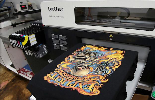 Impresora DTG (Directo a la prenda)