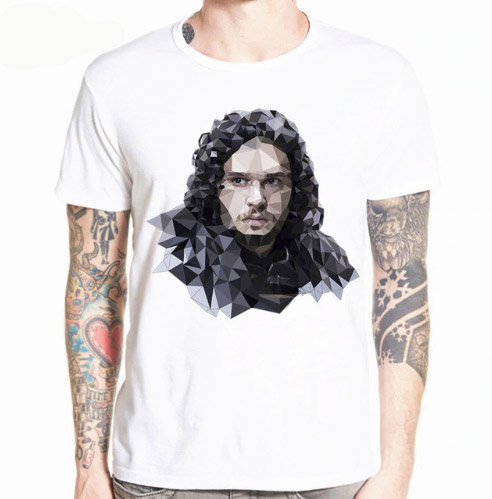 Camiseta Jon Snow