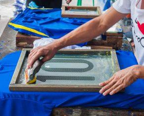 Serigrafiar camisetas: conceptos básicos